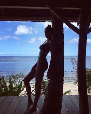 Rachel Peters, Miss Universe 2017, Miss Universe, Philippines, Beach, Transformation, Body