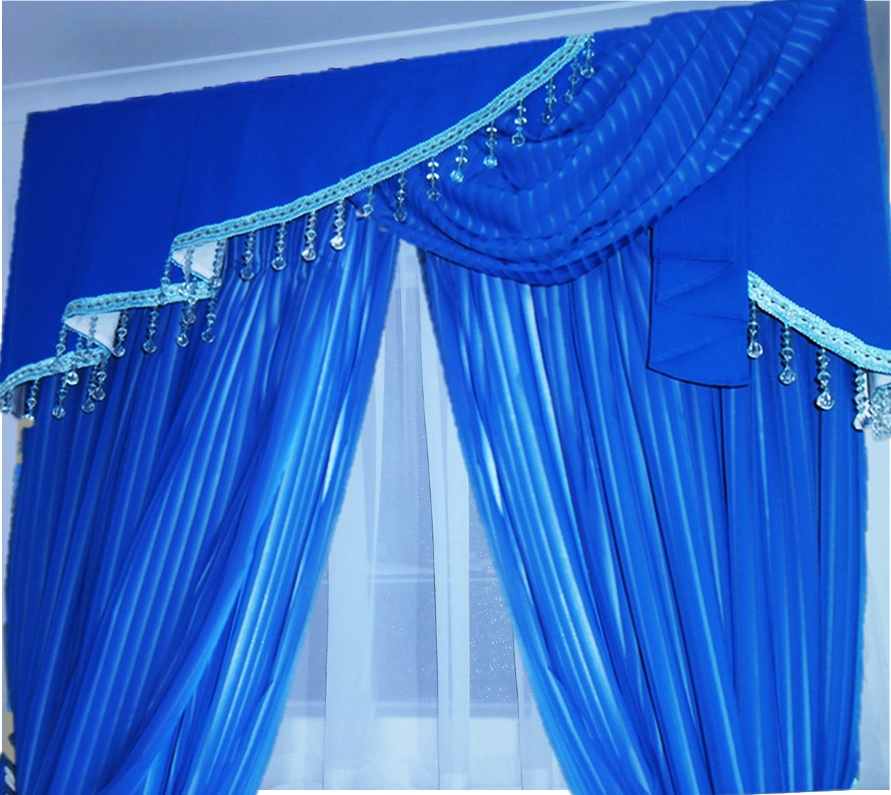 Clever needle designs bedroom curtains for B m bedroom curtains