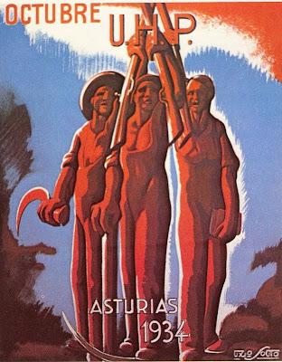 Imagini pentru REVOLUCION DE ASTURIAS