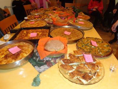 Διαγωνισμός καλύτερης Ηπειρώτικης παραδοσιακής πίτας