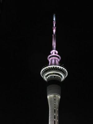 Torre Sky, Auckland, Nueva Zelanda
