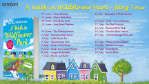 A Walk in Wildflower Park Blog Tour