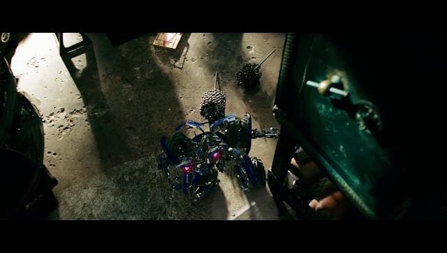 Transformers 2 2009 UHD 4K Español Latino Inglés cap 3