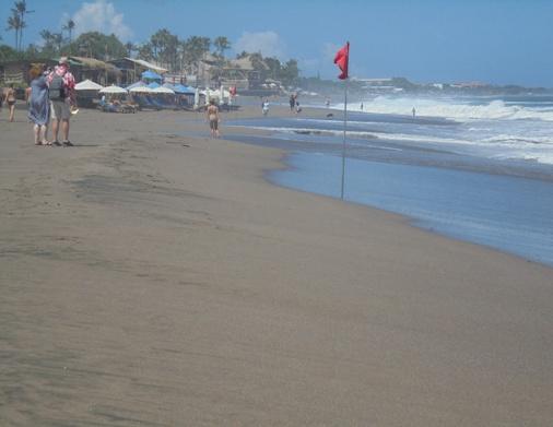 Pantai Perancak Canggu Bali, Berawa Beach Art Festival