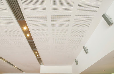 foto de techo Pladur Barcelona Acustico