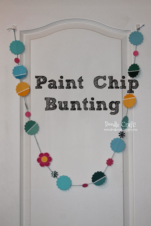 Paint Chip Crafts Stealing