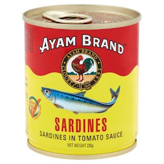 Resepi Assam Laksa Sardin