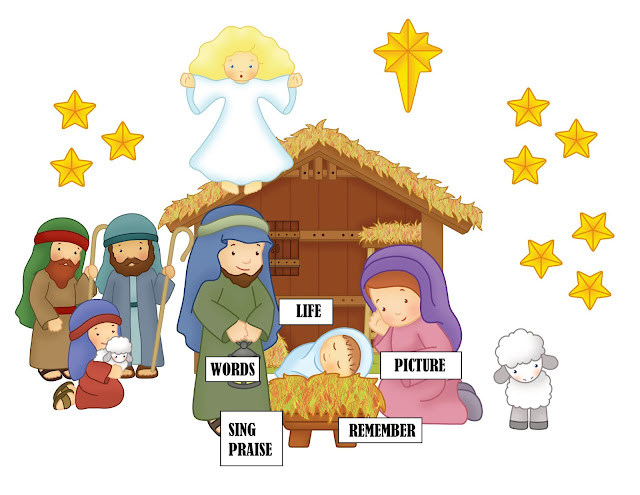 Christmas Lessons For Sunday School.Camille S Primary Ideas Picture A Christmas Ii
