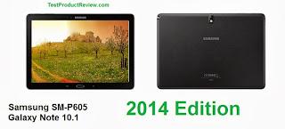 Samsung SM-P605 Galaxy Note 10.1