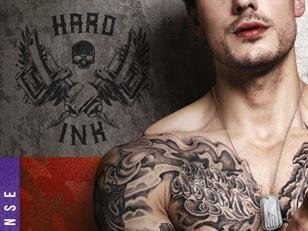 Hard Ink, tome 1 : De plus en plus mâle de Laura Kaye