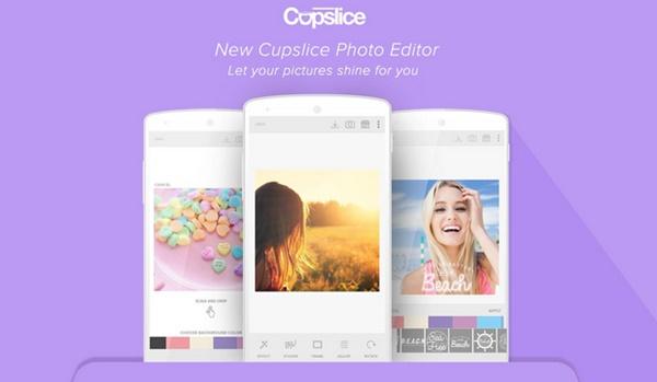 Aplikasi Edit Foto Android Keren Buatan Indonesia [Download Cupslice APK]