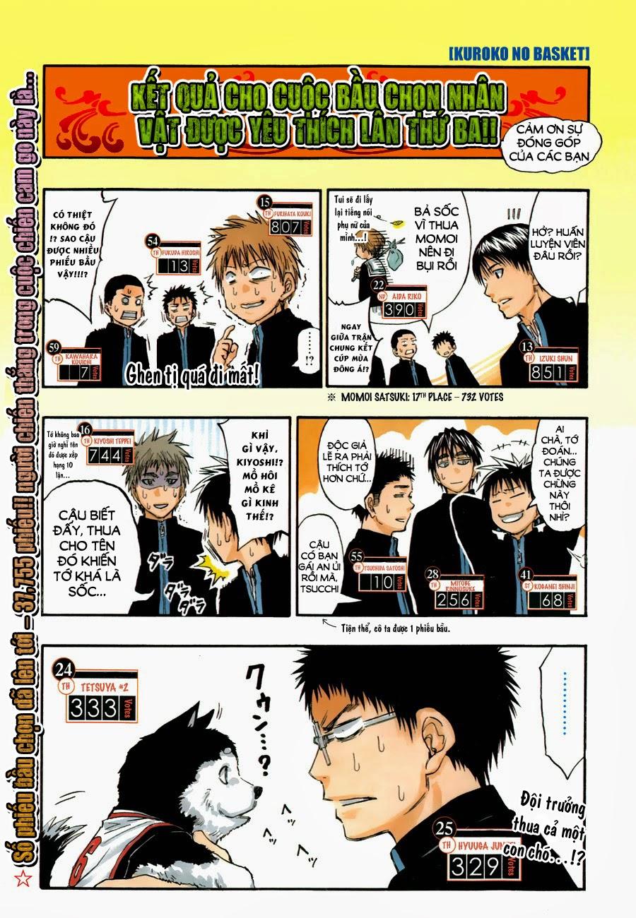 Kuroko No Basket chap 254 trang 5
