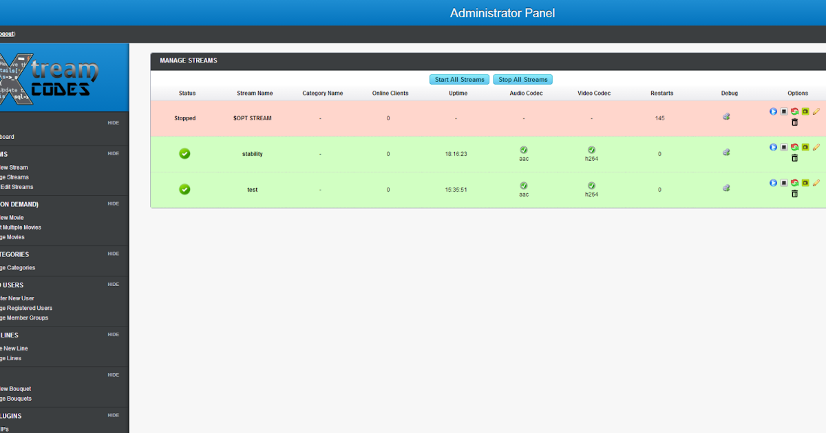 Xtream Codes Iptv Panel Free Download