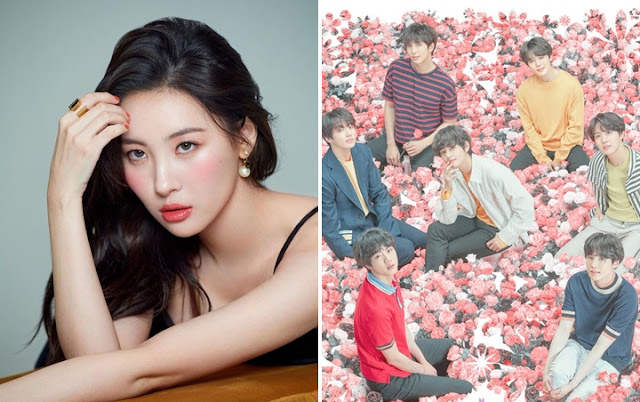 Billboard Releases An Interview with Sunmi in the Sidelines of the Concert. In the Interview, Sunmi Discusses the Career, Music and Popularity of K-Pop in the International World.