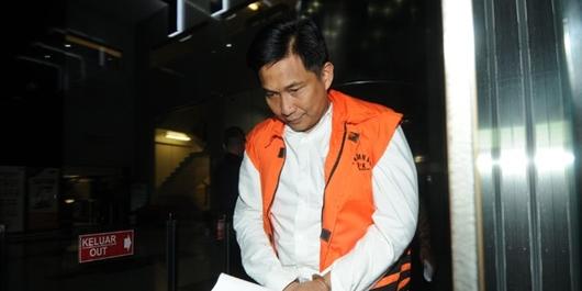 Bowo Sidik juga Seret Menteri Jokowi di Kasus Amplop 'Serangan Fajar'