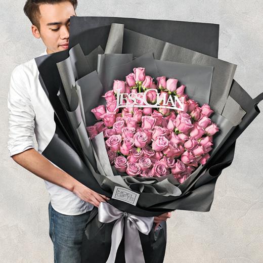 Blushing Princess SHB13A - 99 Roses