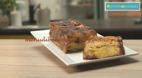 Pronto e postato - Pudding ricetta Benedetta Parodi