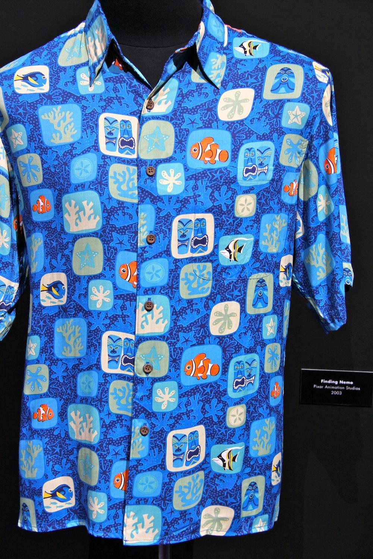 Disney Sisters  John Lasseter s Hawaiian Shirt Collection  As ... e19a3d28a