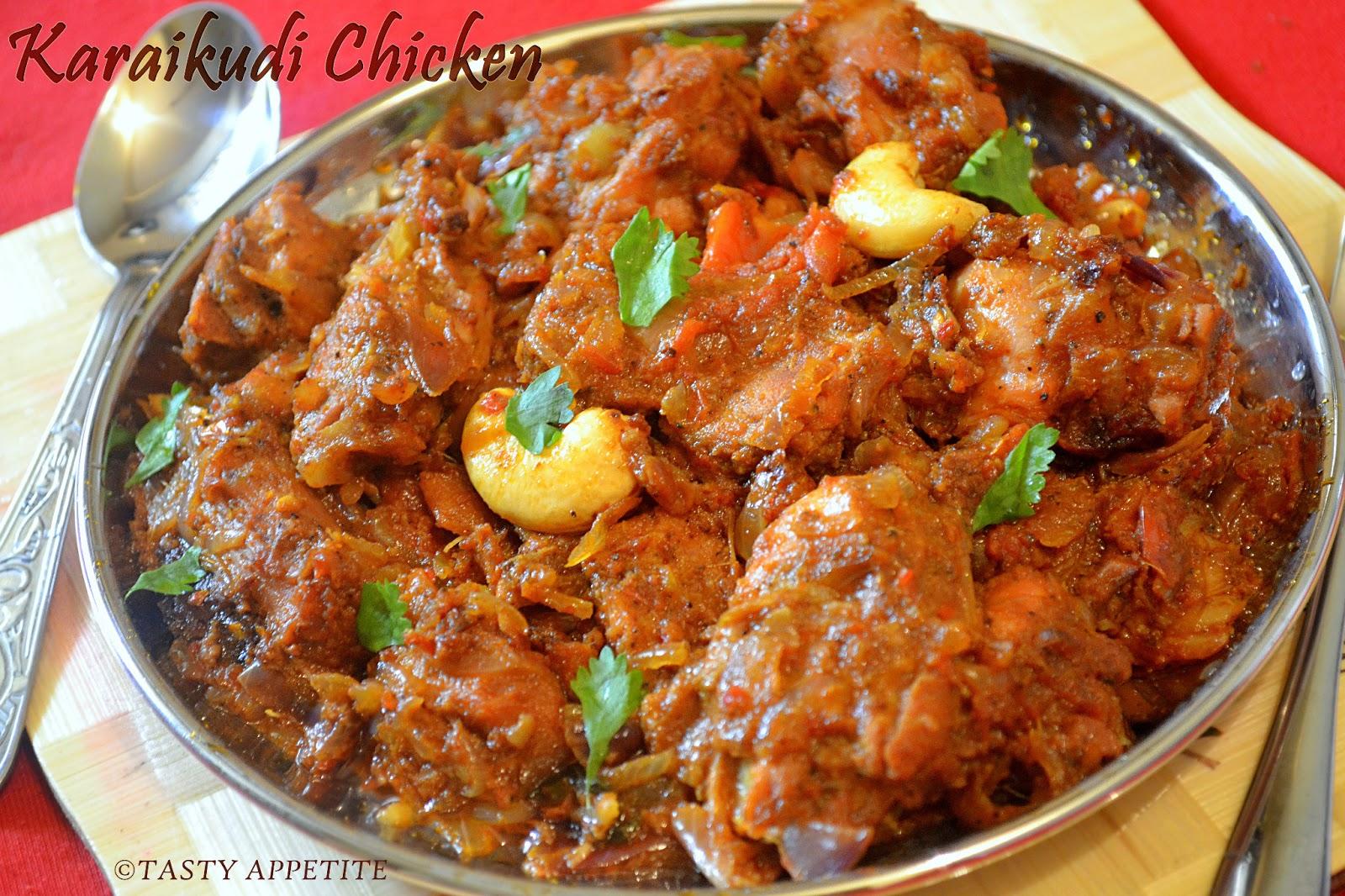 Karaikudi Food Recipes