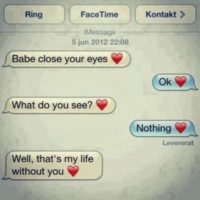 SMS Romantis Galau buat Mantan Pacar