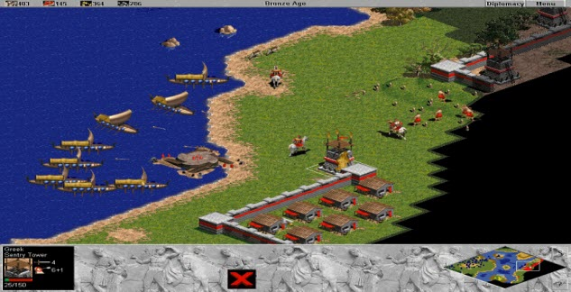 Age of Empires Bronze age