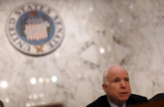 McCain: I've Yet to Meet President Trump Since He Took Office