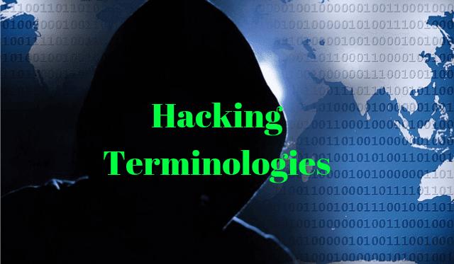 hacking-terminologies