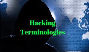 Hacking Terminologies