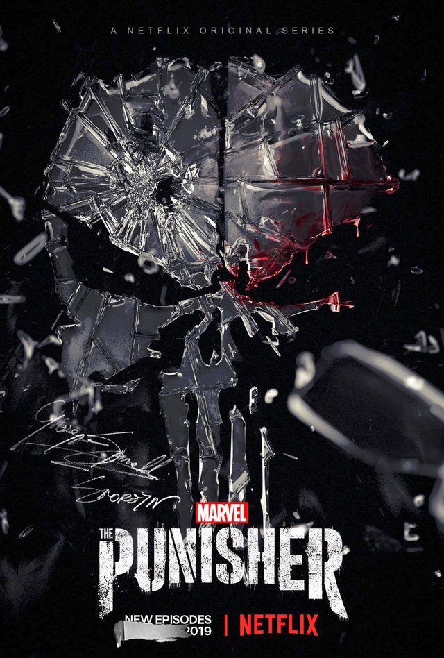 The Punisher  Temporada 2   1080p – 720p Dual Latino/Ingles