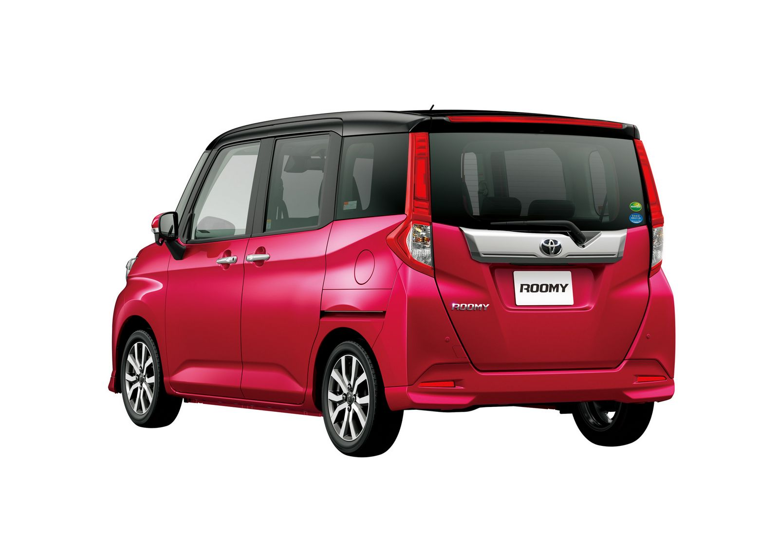 Original Back To Story Toyota Roomy And Tank Minivans Launched In Japan