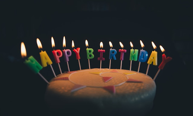 kek, birthday, ulang tahun
