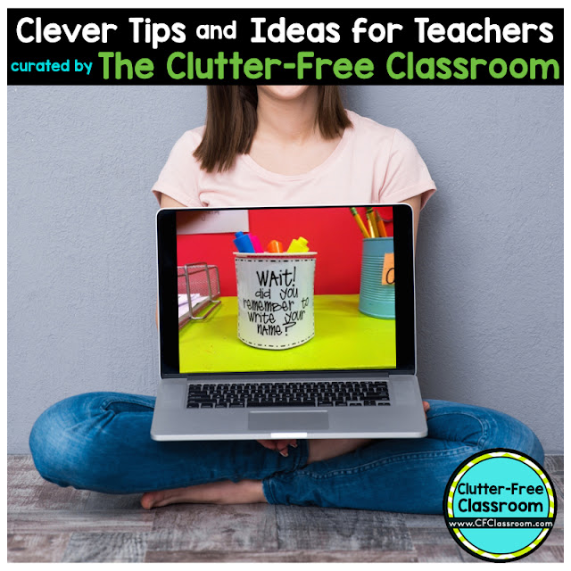 How to Avoid No Name Papers - Clutter-Free Classroom
