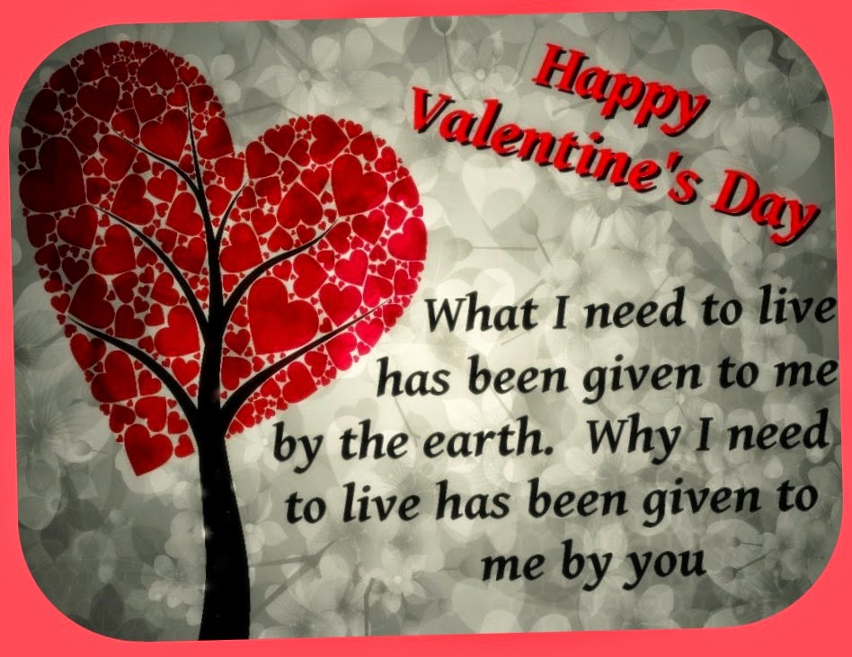 Special Love Letter For Valentines Day 2017