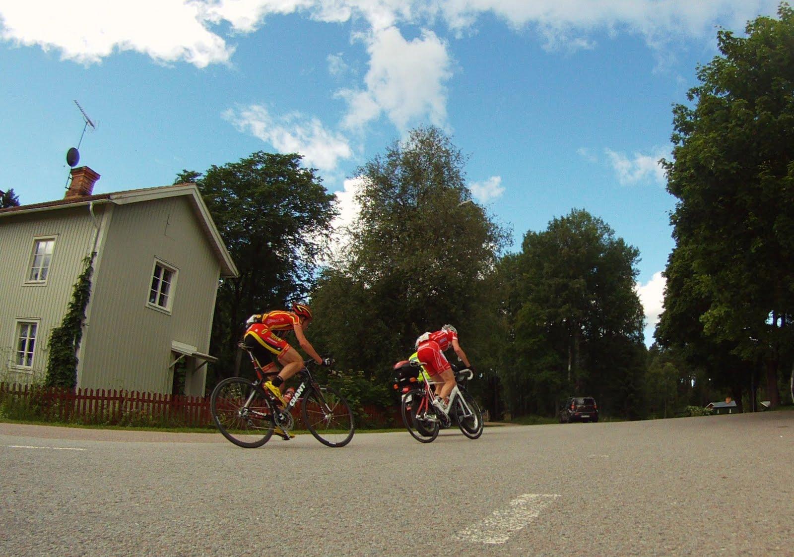 Markus femte os cyklist
