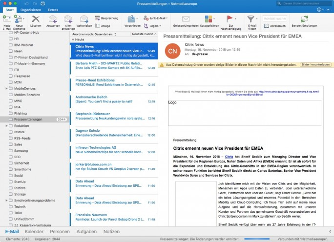 Qasim Expert: Office 2016 For Mac - These Are The New Features