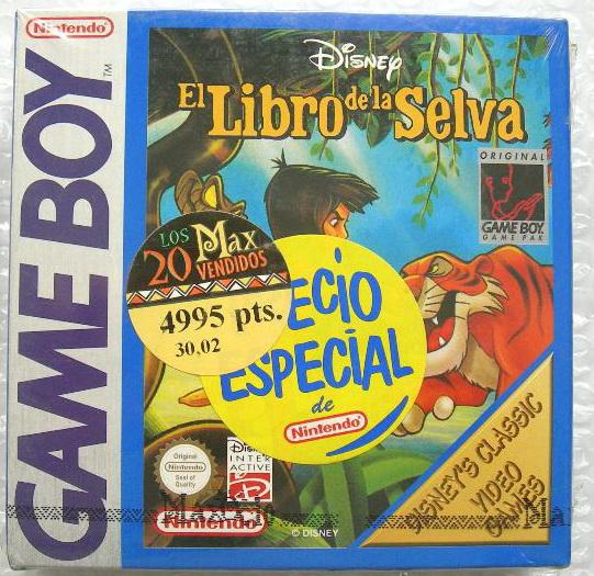Precinto Gameboy Original precio especial España