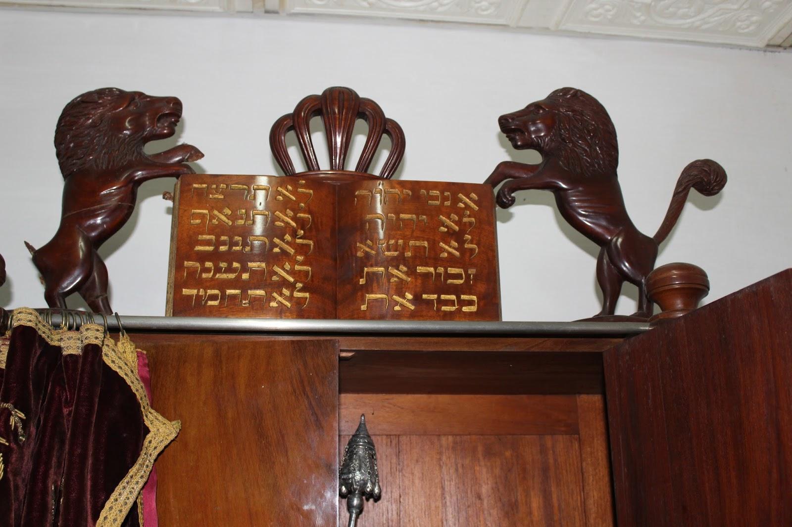 Obras Maestras Del Arte Ceremonial Jud O E Israel En San  # San Ceferino Muebles