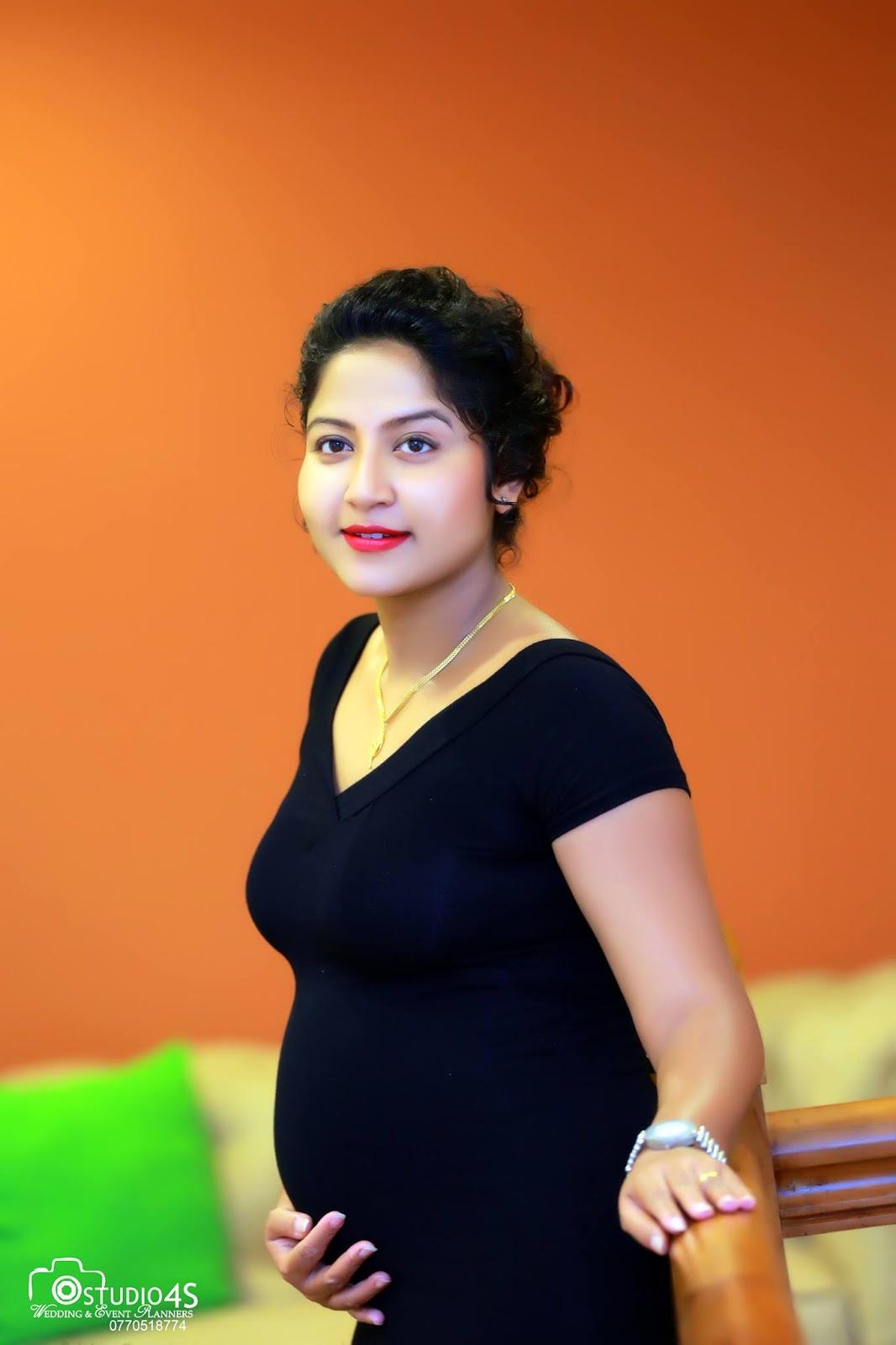 image Sri lankan pregnant 6 months shaved