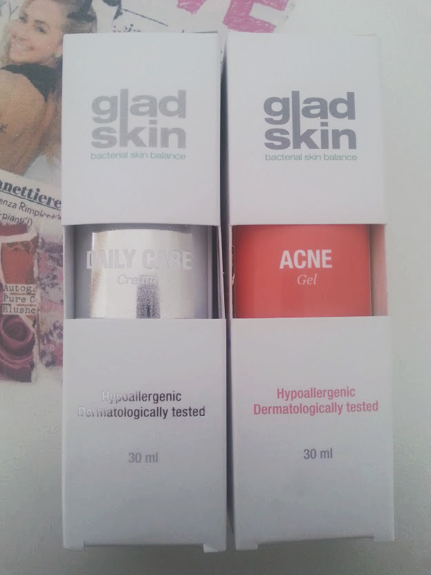Gladskin Acne Review