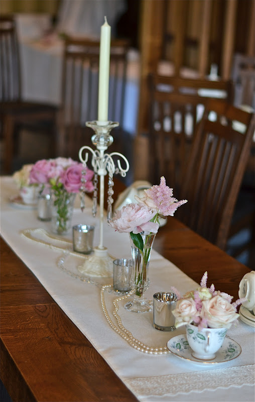 Wedding Flowers Blog Amanda S Vintage Shabby Chic Wedding