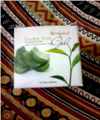 Banjara under eye gel