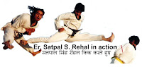 Master Er. Satpal Singh Rehal in Tkd action doing Taekwondo Flying Split Kick, Garhshankar, Hoshiarpur, Mohali, Chandigarh, Punjab, India, Patiala, Jalandhar, Moga, Ludhiana, Ferozepur, Sangrur, Fazilka, Mansa, Nawanshahr, Ropar, Amritsar, Gurdaspur, Tarn taran, Martial Arts Tkd Training Club, Classes, Academy, Association, Federation