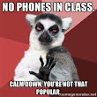 Assessing What We Haven't Taught: Cell Phone Expectations in the Classroom