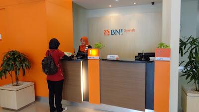 Lowongan Kerja PT Bank BNI Syariah Bulan Juli 2018, Posisi : Frontliner, Marketing, dan Back Office Untuk Wilayah Bandung