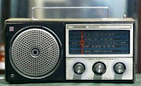 Radio merk National Cawang Transistor