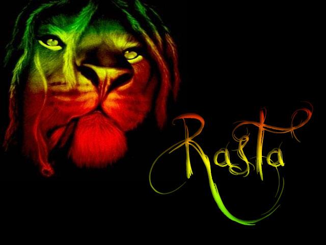 rastafarian lion wallpaper - photo #10