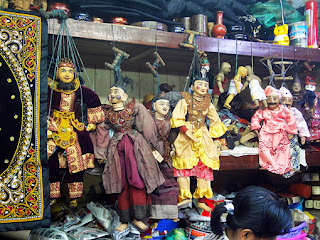 Marionettes or Puppets for sale