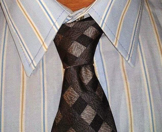 Kaklaraiščio mazgas Nr.2