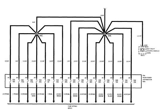 repair-manuals: bmw 850i 1993 electrical repair bmw z4 wiring diagram 1993 #15