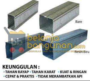 Besi Hollow Murah